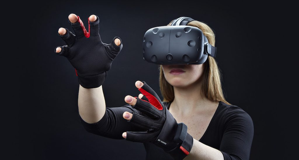 Manus-VR