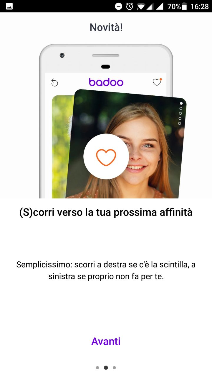 Successo con Internet Dating