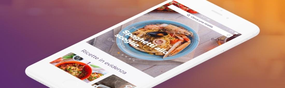 GialloZafferano le Ricette: un'app a regola d'arte
