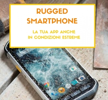 App per dispositivi Ruggedized