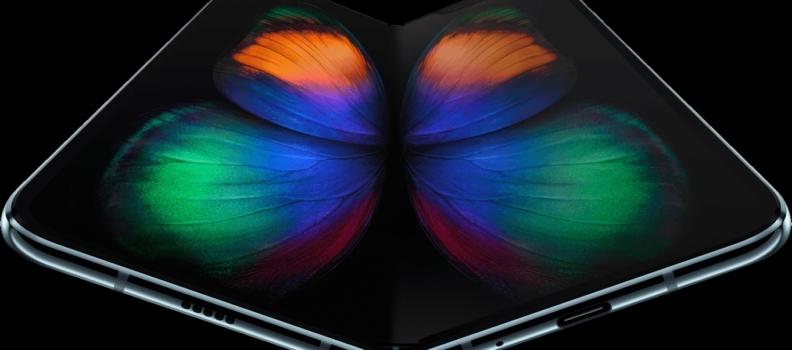 Samsung Galaxy Fold e la nuova generazione di smartphone pieghevoli
