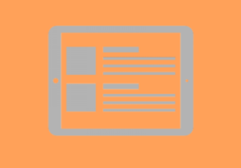 Catalogo digitale mobile