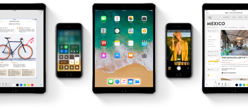 iOS 11, un passo per iPhone, una spinta decisiva per iPad