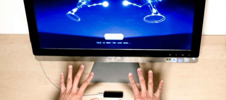Leap Motion – Reach into new worlds